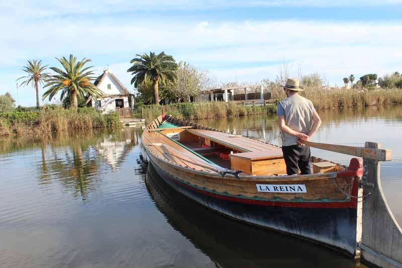 palmar barca